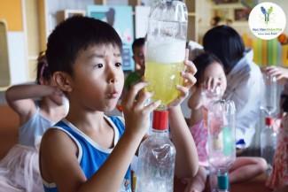 Khám phá Khoa học: Học thử miễn phí tại Cung Thiếu Nhi Hà Nội